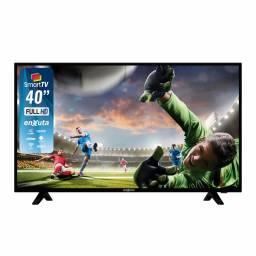 TV Led Smart 40 FHD Enxuta