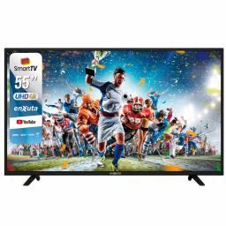 TV Led Smart 55 4K Enxuta
