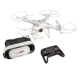 Drone con Lentes VR Ledstar
