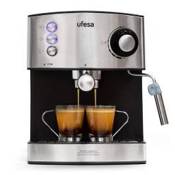 Cafetera expresso Ufesa