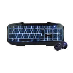 Teclado Y Mouse Gamer Xion