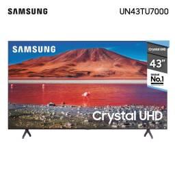 "TV Led Smart SAMSUNG 43"" UHD 4K"