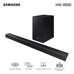 Barra de sonido inalambrica Samsung