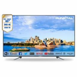 TV Smart Punktal 65 4k