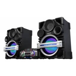 Equipo musical 2300W Panasonic