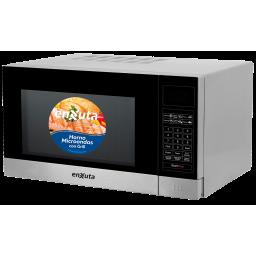 Microondas Enxuta 23Lts digital Inox c/Grill