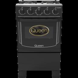 Cocina supergas 4 hornallas Queen Blanca