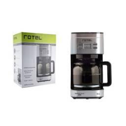 Cafetera DIGITAL PLUS INOX Rotel