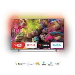 TV Smart 75 4K con Ambilight  PHILIPS
