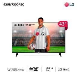 """TV Smart 43"""" UHD LG"""