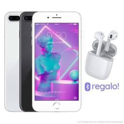 iPHONE 8 PLUS 64GB / AURICULARES BLUETOOTH / LIBRE